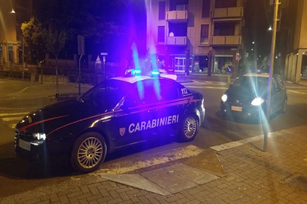 aggressione Garibaldi e Centrale piazzale cadorna carabinieri