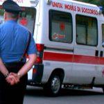 Lite fra sudamericani ambulanza
