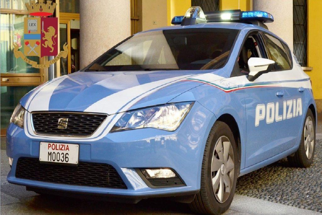 egiziano serbo rapina impropria Piazza Duca d'Aosta polizia per spaccio