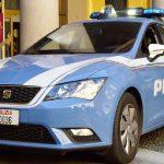 serbo rapina impropria Piazza Duca d'Aosta polizia per spaccio