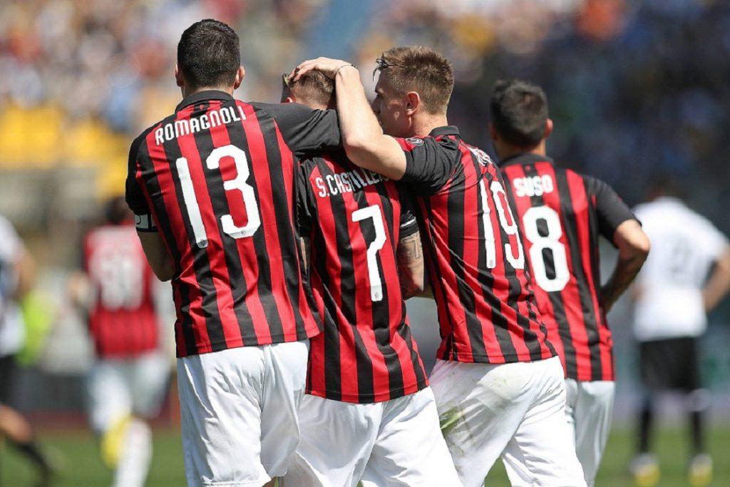 Milan batte il Bologna