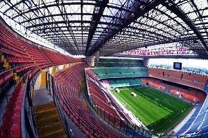 sicurezza a San Siro cedere san siro stadio di san siro Milan e Inter
