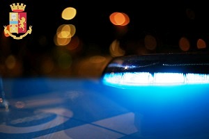 polizia Via Toqueville