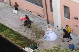 San Siro,De Chirico (FI): ALER in mano ai rom, solo selfie dai leghisti