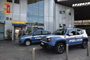 Si intensifica l'azione della polizia a Rogoredo polfer