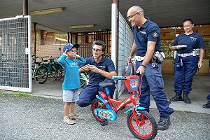 Gli rubano la bici il giorno del compleanno