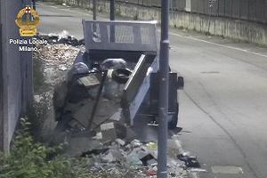 trasporto illecito di rifiuti
