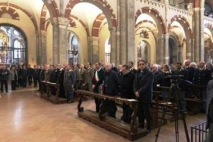 Milano ricorda i caduti di tutte le guerre