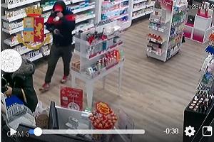 La Polizia ferma un rapinatore di farmacie
