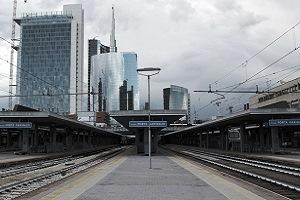 Stazione di Porta Garibaldi bloccata da un guasto