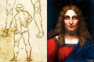 L'atelier di Leonardo e il Salvator Mundi al Castello Sforzesco