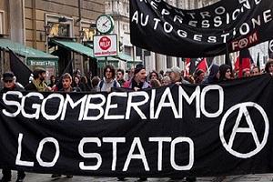 Anarchici rivendicano l'incendio dei mezzi della Locale