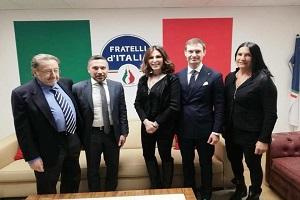 Regione Lombardia: Federico Romani passa da Forza Italia a Fratelli d'Italia
