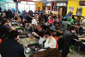 Alla casa dei giochi 2 giorni di Risko per 120 giocatori