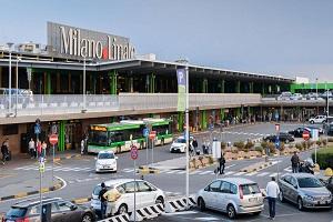 Chiuso l'aeroporto di Linate