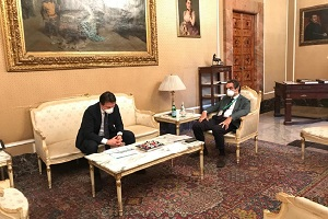Fontana presenta a Conte le richieste della Lombardia