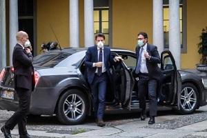 Conte a Milano: prima non volevo intralciare con la mia presenza