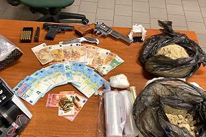 Polizia Locale arresta spacciatore armato