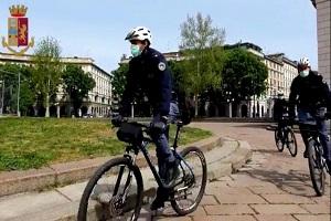 Arrestato spacciatore gambiano al parco sempione