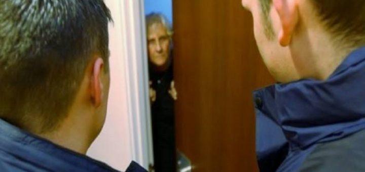Attenzione: falsi medici tentano furti presentandosi per fare il tampone porta a porta benzodiazepine tecnico del gas Palmanova donna Anziana truffata