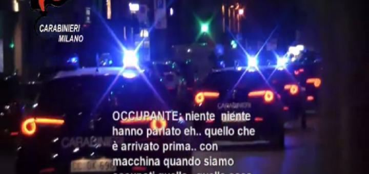 9 arresti