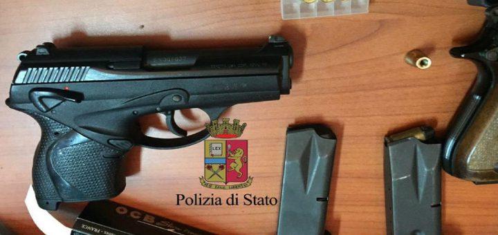 armi e droga nascoste