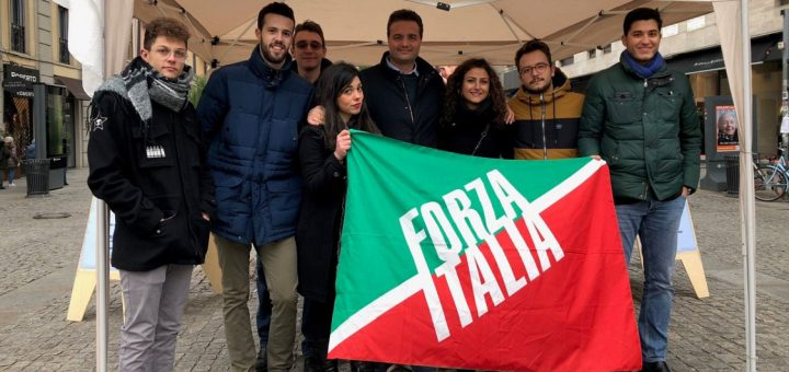 giovani di forza italia