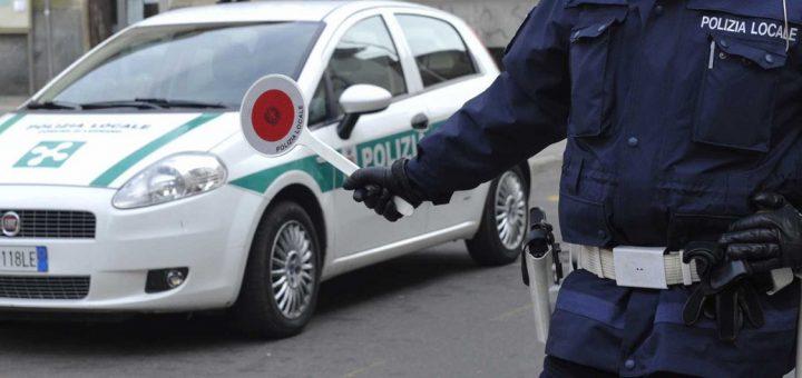 polizia locale sanzioni