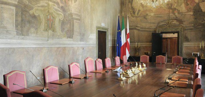 Eurovelo 5 rimpasto piano triennale delle opere giunta
