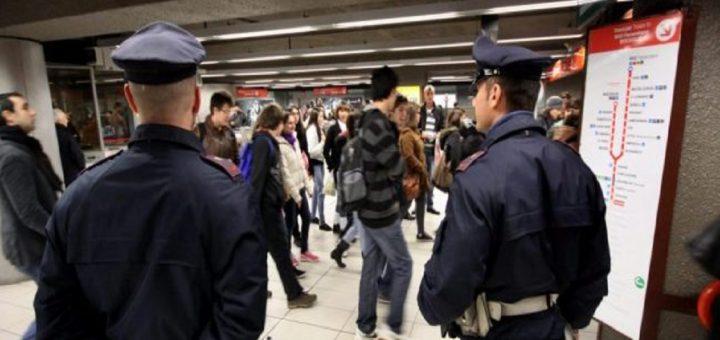 24 arresti borseggiatore controlli sei arresti Nomade latitante gambiano latitanteidentificate due arresti cellulare polfer arresti centrale polmetro inveiscono
