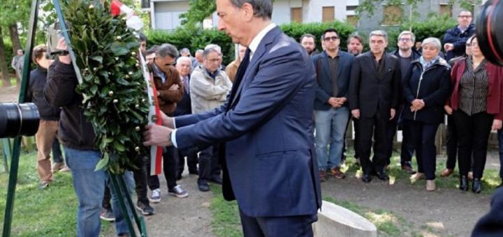 commemorazione per Sergio Ramelli