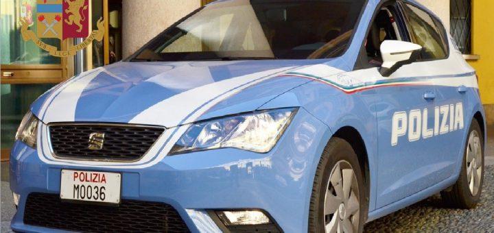 ex moglie ostaggi via Volturno egiziano serbo rapina impropria Piazza Duca d'Aosta polizia per spaccio