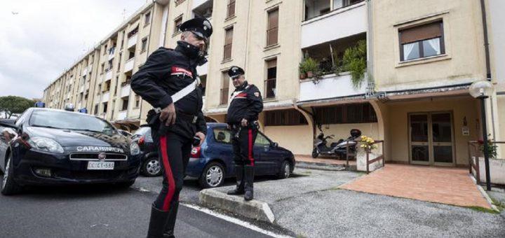 Furti in appartamenti carabinieri