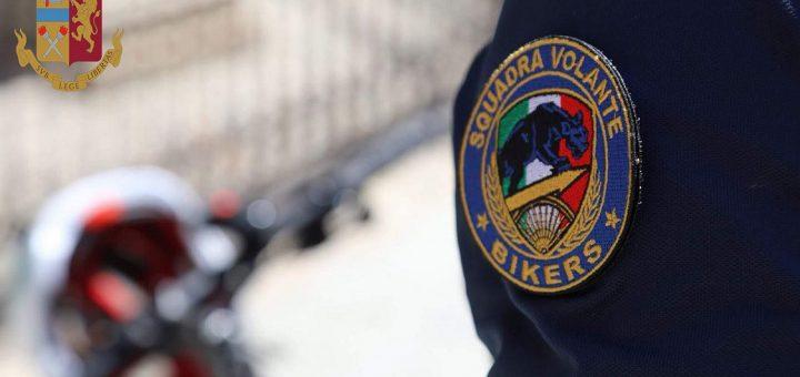 Poliziotti ciclisti