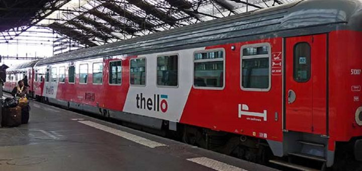 treno parigi tunisino