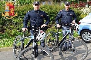 Speed, marijuana e hashish arrestato studente al Parco Arrestato spacciatore al parco Indro Montanelli Due arresti per droga agenti ciclisti, polizia senegalese
