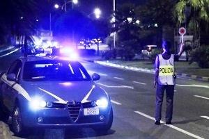 Fermato a un controllo anti-covid viene arrestato per furto posto di blocco ritirata la patente