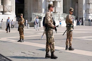 Ferì militare: condannato a 14 anni e mezzo Aggressione a un Militare