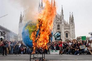 Manifestazione per l'ambiente