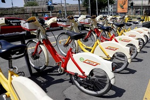E-bike 700 nuove bici elettriche di bikeMi