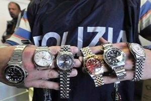 Arrestato rapinatore di Rolex in trasferta banda dei Rolex