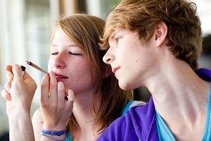 emergenza droga fra i giovani