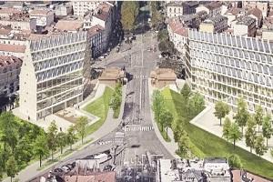 Piazza Baiamonti