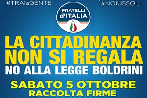 Fratelli d'Italia si prende la città