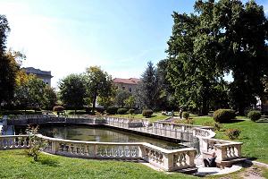 Illuminati i Giardini della Guastalla