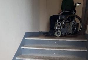 scale invalidi