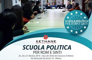 scuola politica per rom e sinti