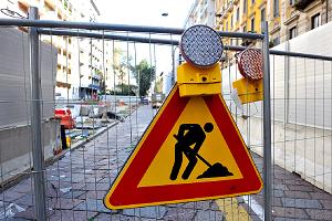 mai realizzato il piano di asfaltatura