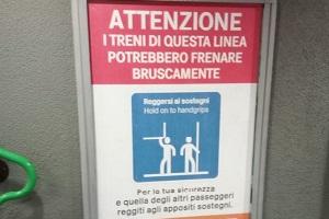 cartelli per prevenire le cadute