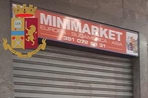 Sospesa la licenza a minimarket di via dei Transiti